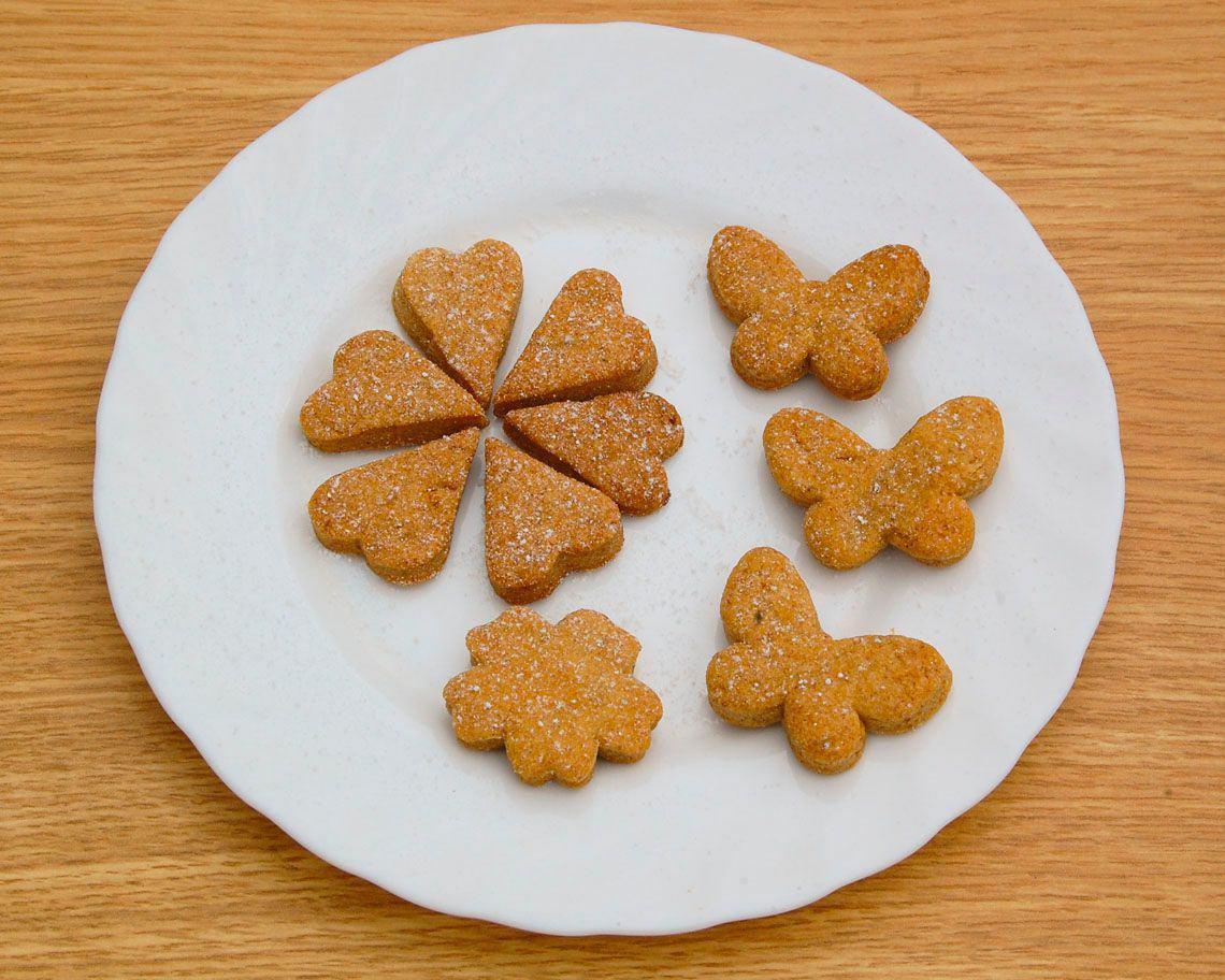 Ciasteczka korzenne jesienne