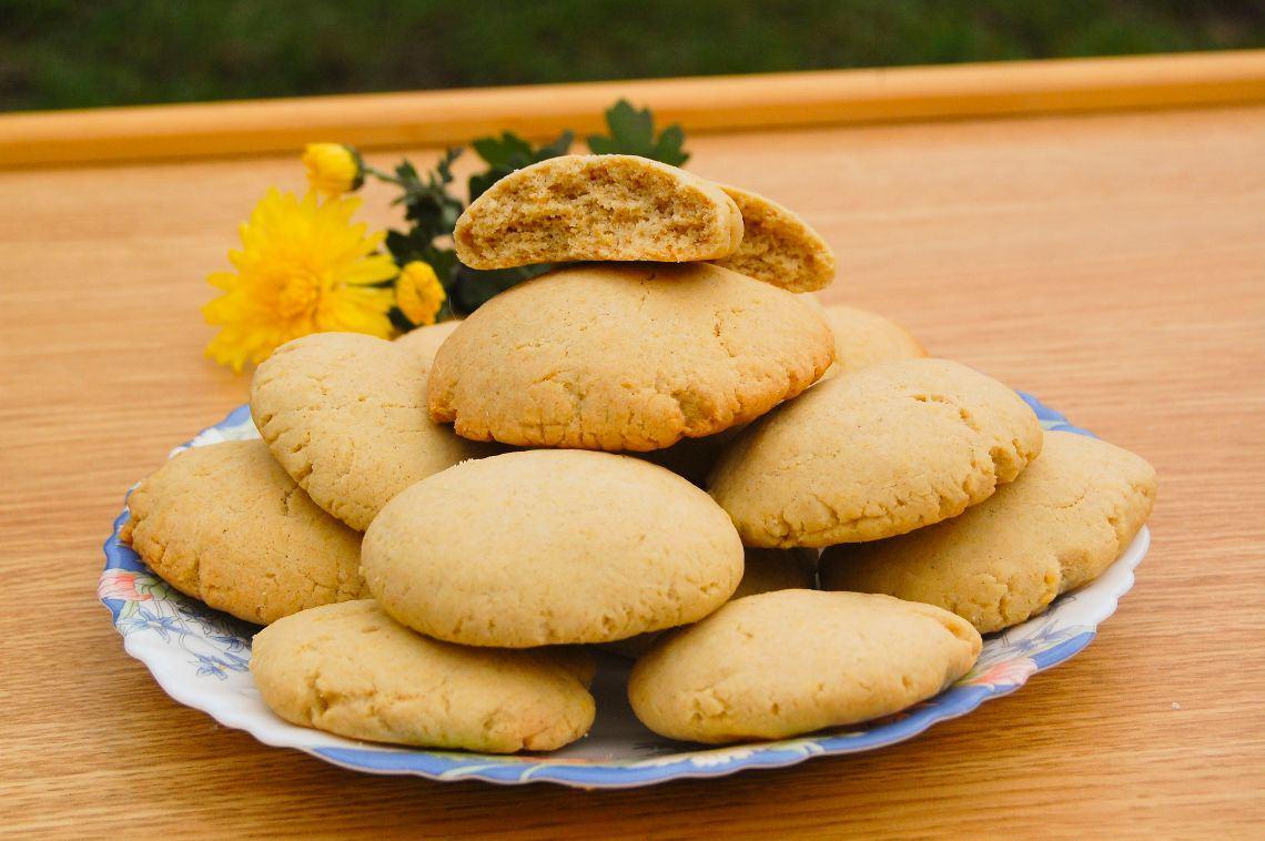 Ciasteczka z tahini