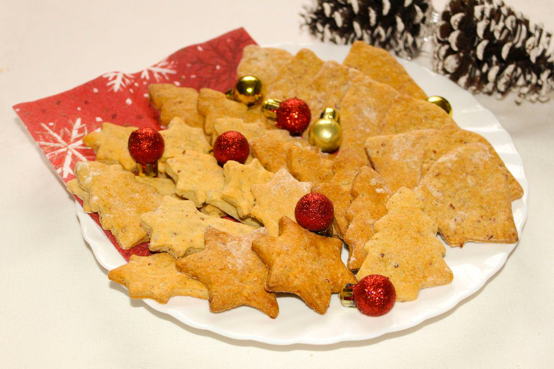 Ciasteczka migdałowe