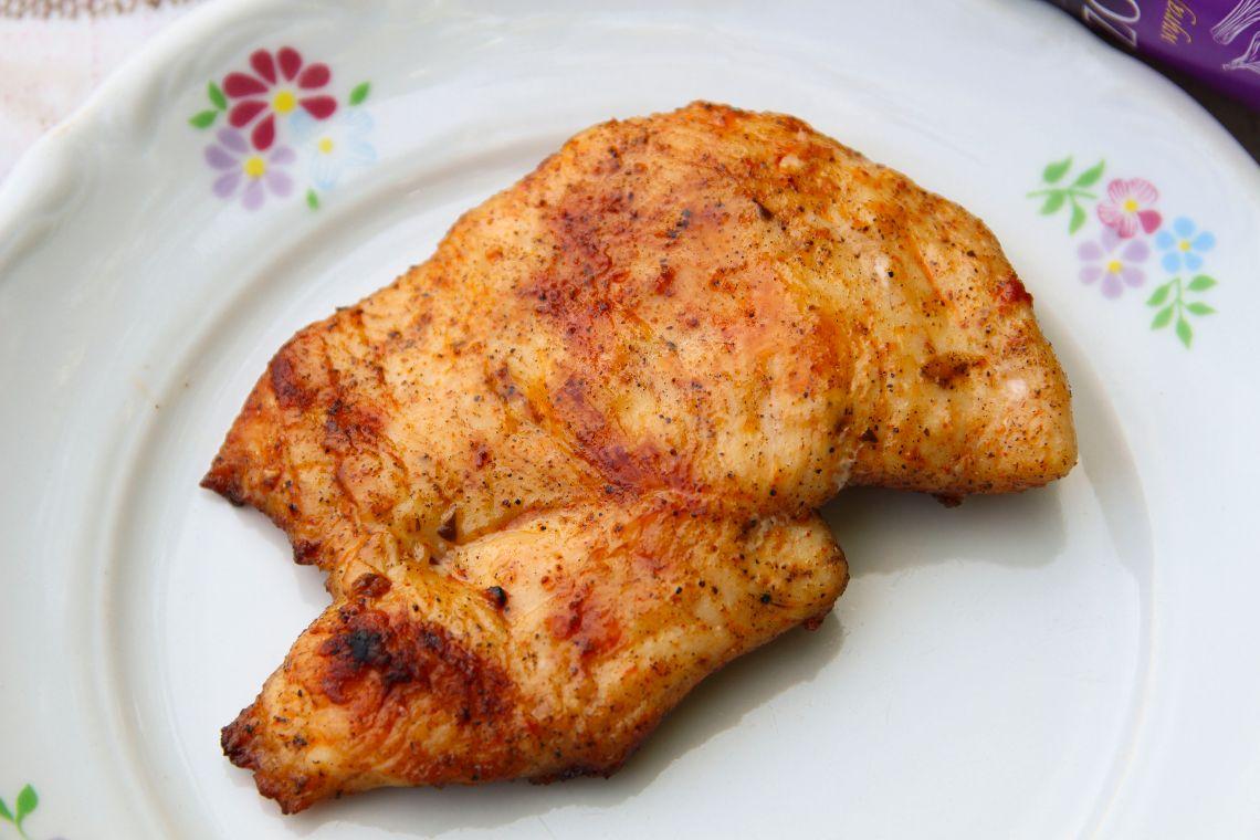 Grillowana pierś kurczaka