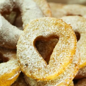 Oponki serowe z sercem