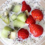 Nasiona chia: kalorie i przepisy na deser