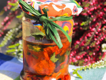Pomidory suszone w oliwie bez pasteryzacji